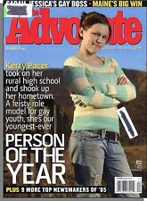 The Advocate - 2005, December 20 - Kerry Pacer: Person of the Year, Gift Guide