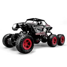 RC Car 6WD High Speed Off Road Rock Crawler RTR Truck Vehicle 2.4Ghz Three Motor