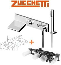 Zucchetti Pan ZP8046 B/S Mixer w/3-Way Diverter&Shower Set +R99695 Built-in Part