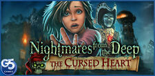 NIGHTMARES FROM THE DEEP 1: THE CURSED HEART - Steam chiave key - PC Game - ROW