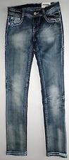 US. MARSHALL jeans femmes Skinny bleue w36 Neuf Avec Étiquette Denim