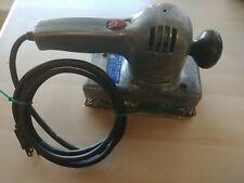 Vintage Ram Tool Corporation Ram R-120 2 Way Sander Heavy Duty Industrial 2amp