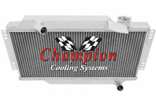 1964-1978 Triumph Spitfire Champion 2 Row Core Alum Radiator