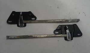 Classic Mini Internal Door Lock  (PAIR)