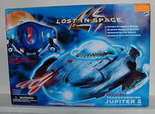 Lost In Space Deluxe Transforming Jupiter 2 By Trendmasters NEW Sealed HTF