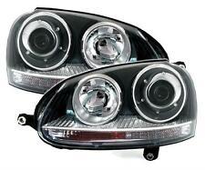 2 FEUX FEU PHARE AVANT HALOGENE VW GOLF 5 LOOK GTI