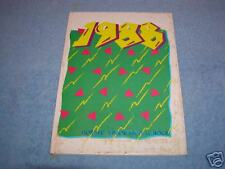 1988 HORNER JUNIOR HIGH  YEARBOOK, FREMONT, CALIFORNIA