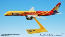 Flight Miniatures America West Boeing 757-200 Arizona Desk 1/200 Model Airplane