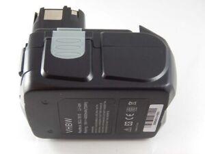 Batteria 4Ah 18V Li-Ion per HITACHI 327731 / BCL 1815 / BCL 1830 / EBM 1830