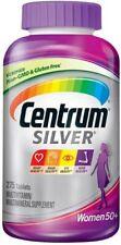 Centrum silver women 50, 275 tablets, Exp. 06/22