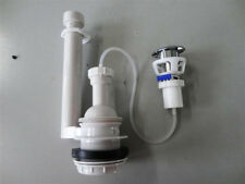 Flush Valve, Pneumatic , Single Button Flush, for Two inch, Two Piece Toilets