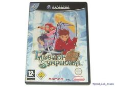 ## Tales of Symphonia (Deutsch) - Nintendo GameCube / GC Spiel - TOP ##