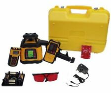 Spot-On Rotary Laser Level 500 Dual Grade - Self-levelling, X&Y ±5°, 0.5mm/10mm
