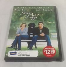 Must Love Dogs Widescreen Edition DVD 2005
