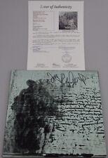 "SMASHING PUMPKINS BILLY CORGAN  Hand Signed LP + JSA COA  'BUY GENUINE"""