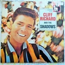 CLIFF RICHARD AND THE SHADOWS LP CLIFF RICHARD 1967 GERMANY VG++/EX
