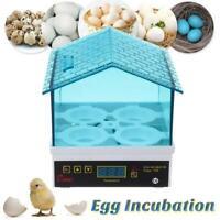 Duck Bird Pigeon Quail Farm Incubation Tools Incubator Brooder Machine Hatcher