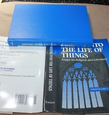 SEEING INTO THE LIFE OF THINGS JOHN L MAHONEY FIRST EDITION Essays on Religion