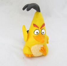 Angry Birds Yellow Bird Chuck #8 Action Figure McDonald's Toy Cake Topper
