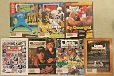 Sports Illustrated 7 Assorted Issues 1993 - 1994.  Good to Excellent Condition