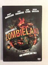 DVD BIENVENUE A ZOMBIELAND // WOODY HARRELSON
