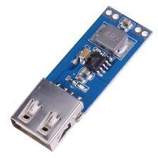 3V 3.3V 3.7V 4.2V to 5V 1A 2A USB Boost Step up Power supply Module TW