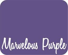20 X 5 Yards 15 Feet Stahls Clearance Fashion Lite Htv Marvelous Purple
