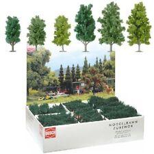 Busch 6332, 36 Laubbäume, neu, OVP, Baum, Wald, Straßenbaum