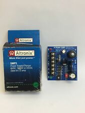 Altronix Power Supply Charger SMP3 6VDC 2.5Amp
