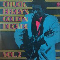 CHUCK BERRY Golden Decade Vol.2 (Vinyl Double LP)
