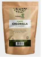Certified Organic Chlorella Powder - Detox Diet Cleanse Immune Booster ALL SIZES