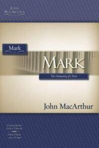 Mark (MacArthur Bible Study Guides) by MacArthur, John