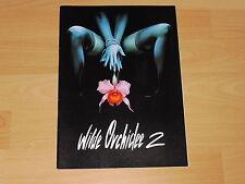 WILDE ORCHIDEE 2 - Presseheft ´92 - Zalman King TOM SKERRITT