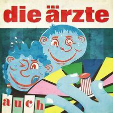 DIE ÄRZTE - Auch - CD 2012 - NEU + OVP Bela Farin Rod *
