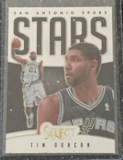 Tim Duncan San Antonio Spurs Basketball Trading Cards