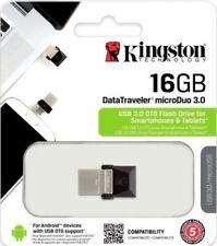 DATA TRAVELER  MICRODUO 3.0 16 GB Kingston