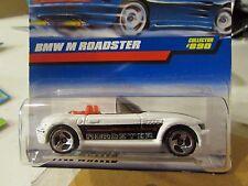 Hot Wheels BMW M Roadster #890 White