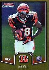 A.J.Green  2011 Bowman Chrome Preview RC #BCR-23
