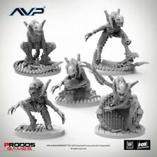 AVP PIC201307 Alien Warriors Unicast Prodos Games Aliens vs Predator