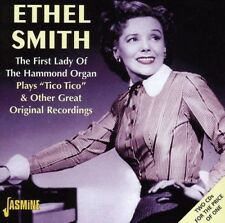 ETHEL SMITH - THE FIRST LADY OF THE HAMMOND 2 CD NEW+