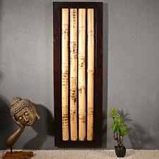 Deko wandk nste im orientalischen asiatischen stil f rs for Wanddeko bambus