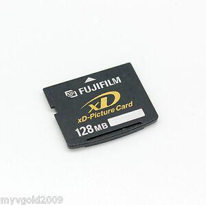 Fujifilm 128MB xD-Picture XD Memory Card 128MB For Fujifilm&Olympus Old Cameras