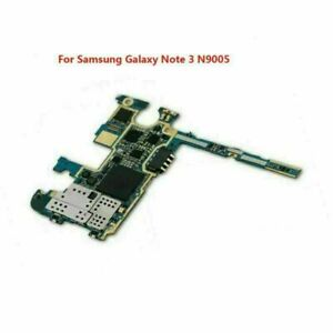 MainBoard Motherboards Logic Board 32GB Unlocked For SamsungGalaxy Note3N9005