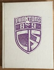 Cathedral High School 1989 Yearbook
