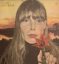 Clouds by Joni Mitchell (LP, 1969) RS 6341