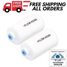 Berkey PF-4 Fluoride Filters 2 pack K5350B (For Ceramic Elements), FREE SHIPPING