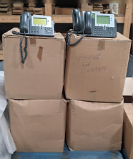 Cisco IP Phone Models 7941 & 7942 Large Lot - Base Units & Handsets - Free P&P
