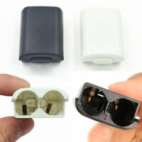1X AA Battery Holder Shell Back Cover Case for Xbox 360 Wireless Controller