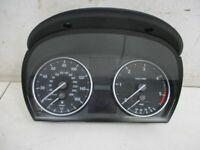 Compteur de Vitesse Tableau Bord Intégré km/H / Mph BMW 3 (E90) 318D LCI 9187061