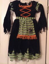 Disguise Halloween Costume Witch 2179M Toddler 3T-4T Cat